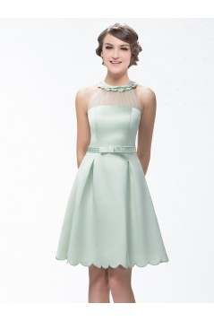 A-Line Short Prom Evening Formal Party Dresses ED010595