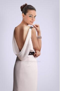 Short Beaded Prom Evening Formal Dresses ED010949