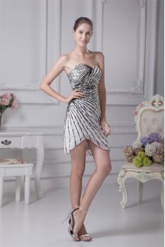 Short Sweetheart Sequin Prom/Formal Evening Dresses 02021014