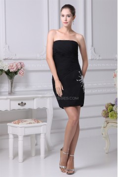 Beading Chiffon Sheath/Column Prom/Formal Evening Dresses 02021043