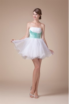 Beading Short/Mini Homecoming Cocktail Party Dresses 02021059