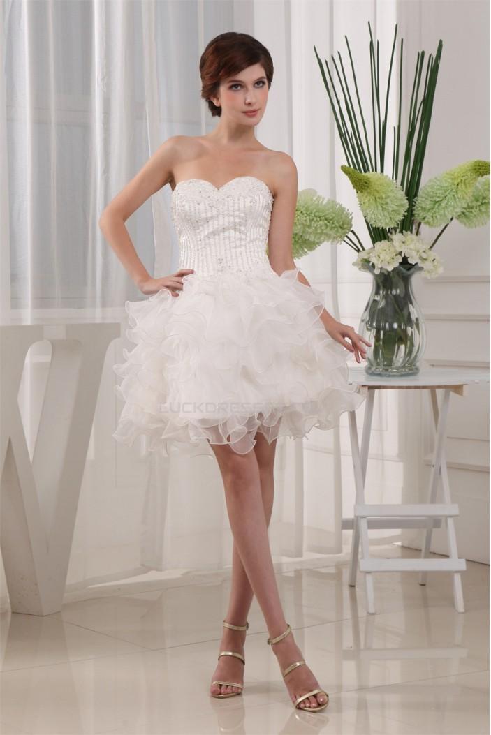 Breathtaking Knee-Length Sweetheart Sleeveless Beading Homecoming Cocktail Party Dresses 02021061