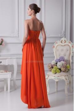 Asymmetrical A-Line Prom/Formal Evening Dresses 02021073