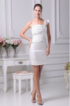 Short/Mini Beading Sleeveless Sheath/Column Prom/Formal Evening Dresses 02021162