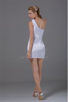 Short/Mini One-Shoulder Sleeveless Prom/Formal Evening Dresses 02021167
