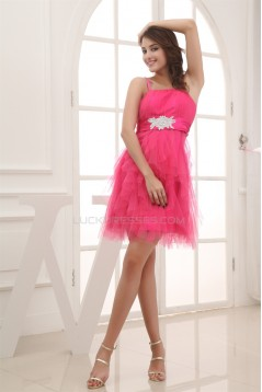 Silk like Satin Fine Netting Sheath/Column Prom/Formal Evening Dresses 02021193