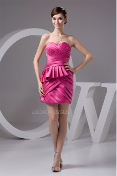 Short/Mini Sleeveless Prom/Formal Evening Dresses 02021274