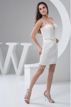 Short/Mini Sweetheart Sleeveless Beading Prom/Formal Evening Dresses 02021397
