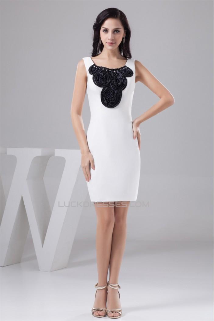 Sleeveless Beading Silk like Satin Spandex Best Bridesmaid Dresses 02021409