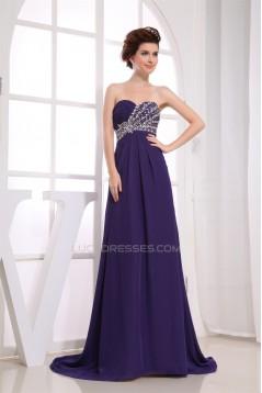 Empire Sweetheart Beaded Long Prom/Formal Evening Maternity Dresses 02020143