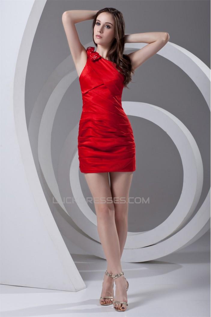 Sheath/Column Satin Sleeveless Beading Prom/Formal Evening Dresses 02021498