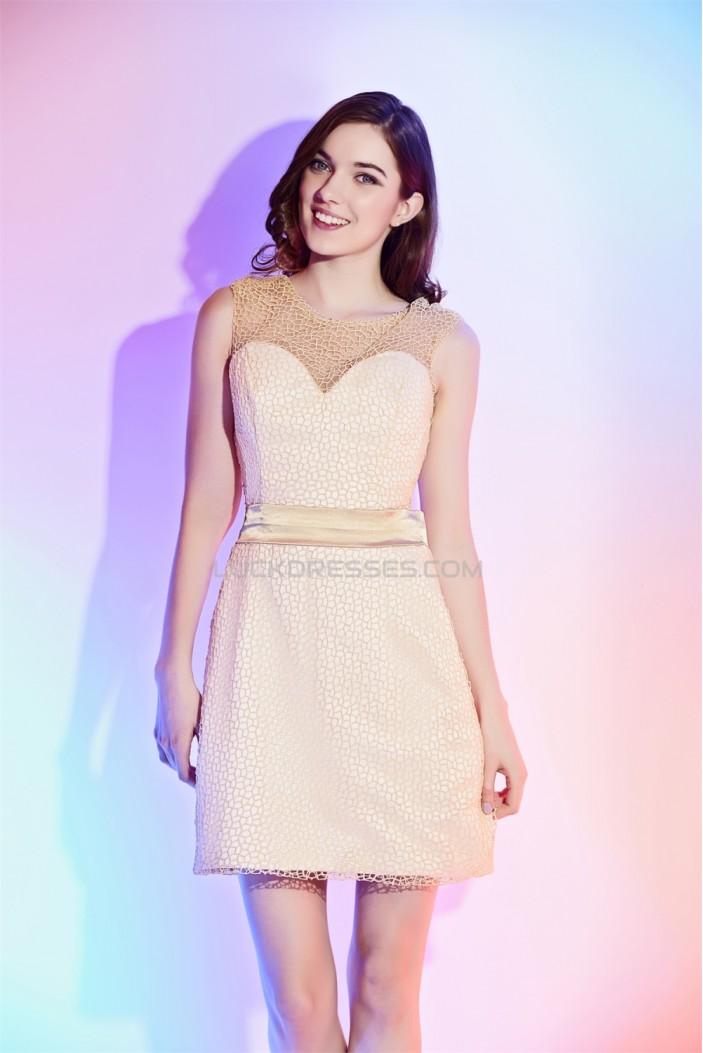 Short/Mini Sleeveless Prom/Formal Evening Cocktail Homecoming Dresses 02021545