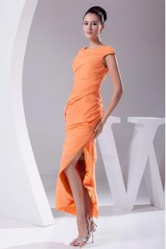 Ruffles Sleeveless Chiffon Prom/Formal Evening Dresses 02020260