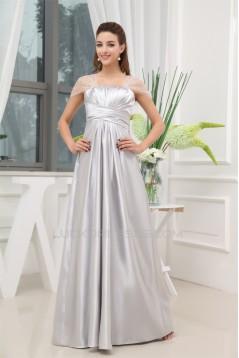 Empire Beaded Long Evening Formal Bridesmaid Dresses 02020335