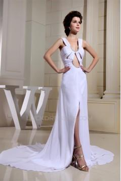 A-Line Sleeveless Chiffon Prom/Formal Evening Dresses 02020349