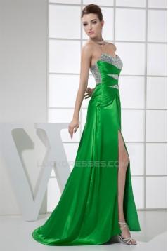 Sleeveless Floor-Length Sweetheart Long Prom/Formal Evening Dresses 02020367