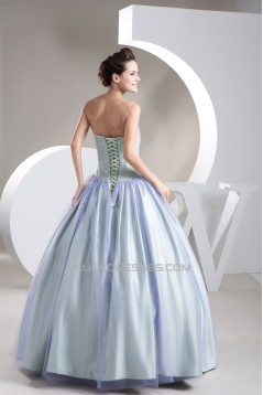 Ball Gown Sweetheart Beading Floor-Length Prom/Formal Evening Dresses 02020457