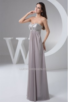 Empire Sweetheart Floor-Length Prom Evening Formal Dresses Maternity Dresses 02020485