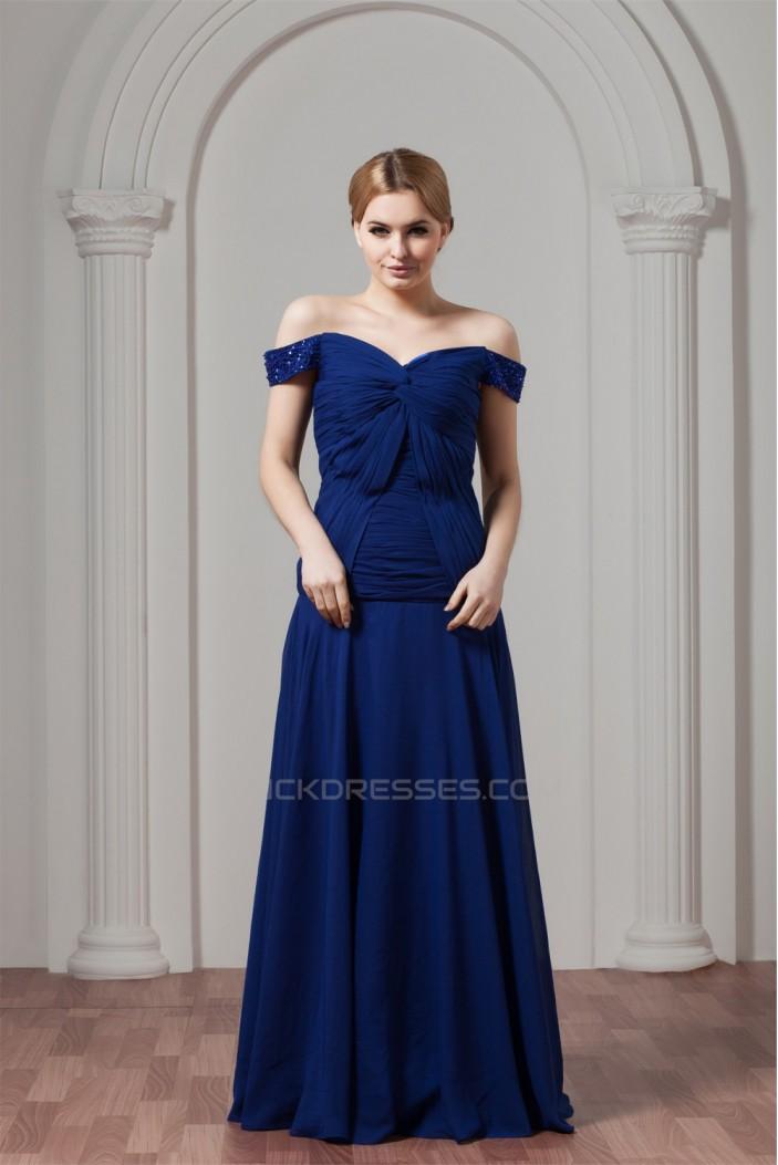 Chiffon Floor-Length Prom/Formal Evening Dresses 02020502