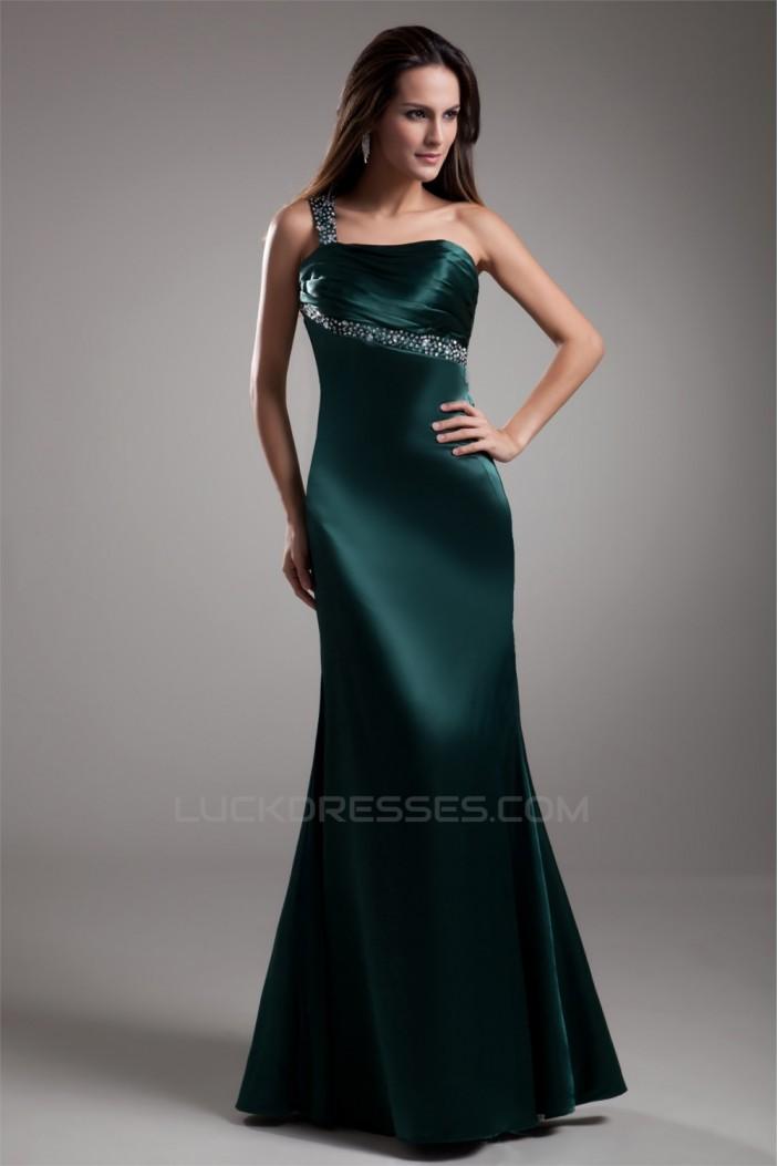 Trumpet/Mermaid Beading Floor-Length Sleeveless Prom/Formal Evening Dresses 02020660