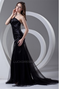 Brush Sweep Train Sweetheart Sheath/Column Prom/Formal Evening Dresses 02020694