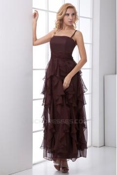 Chiffon Sleeveless Cascading Ruffles Prom/Formal Evening Dresses 02020706