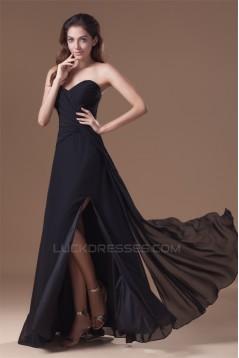 Floor-Length A-Line Sleeveless Sweetheart Prom/Formal Evening Dresses 02020728