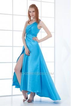 Pleats Sleeveless A-Line Prom/Formal Evening Dresses 02020808