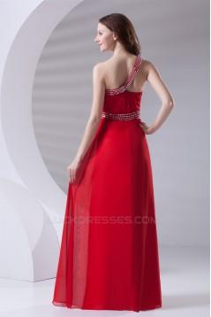 A-Line Sequins Floor-Length One-Shoulder Prom/Formal Evening Dresses 02020828
