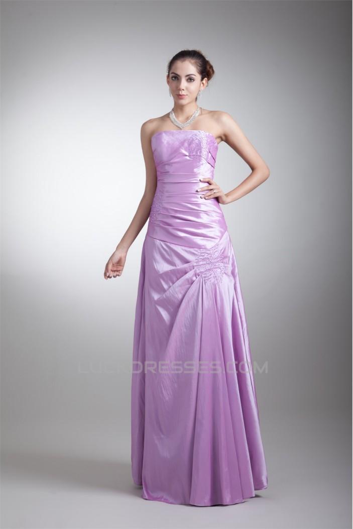 Sheath/Column Beading Sleeveless Floor-Length Prom/Formal Evening Dresses 02020834