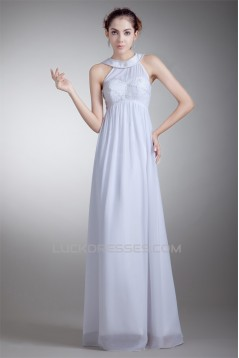 Empie Halter Beading Chiffon Prom/Formal Evening Maternity Dresses 02020837