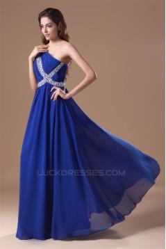 A-Line Floor-Length One-Shoulder Prom/Formal Evening Dresses 02020855