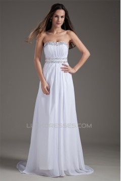 A-Line Beading Soft Sweetheart Sleeveless Prom/Formal Evening Dresses 02020909