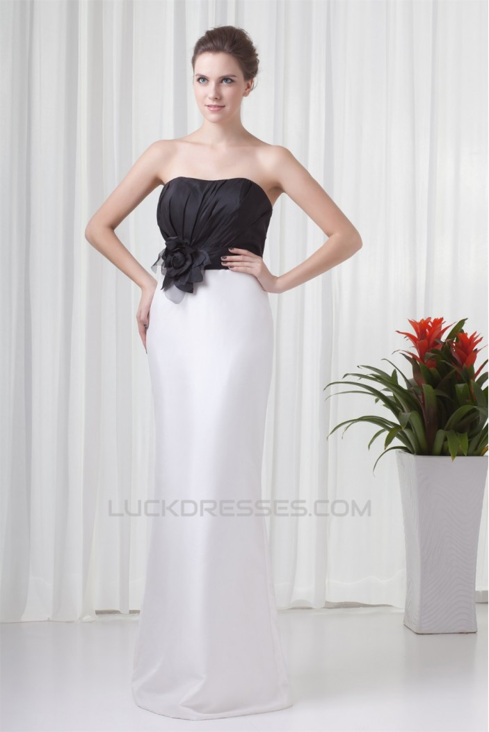 Mermaid/Trumpet Soft Sweetheart Floor-Length Prom/Formal Evening Dresses 02020910