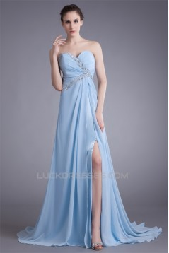 A-Line Sweetheart Chiffon Ruffles Prom/Formal Evening Dresses 02020940