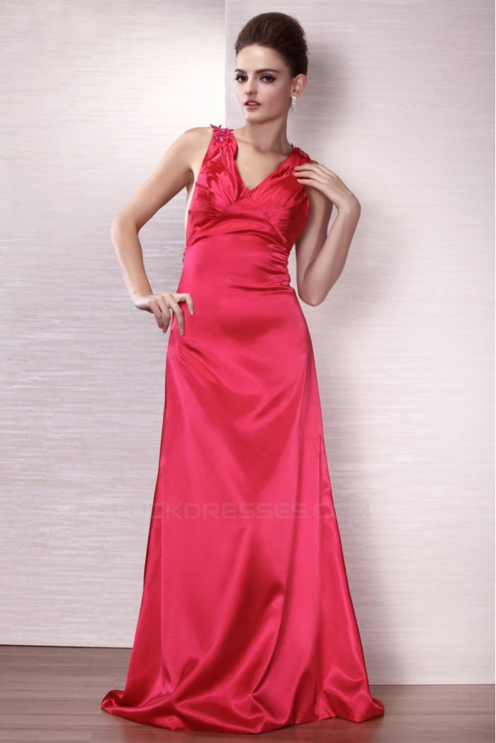 A-Line Long Prom Evening Party Dresses 02020970