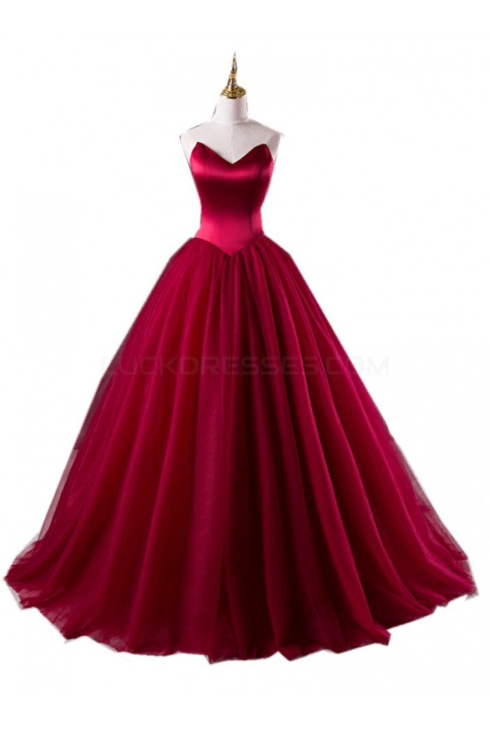 Ball Gown Prom Formal Evening Party Dresses 3021228