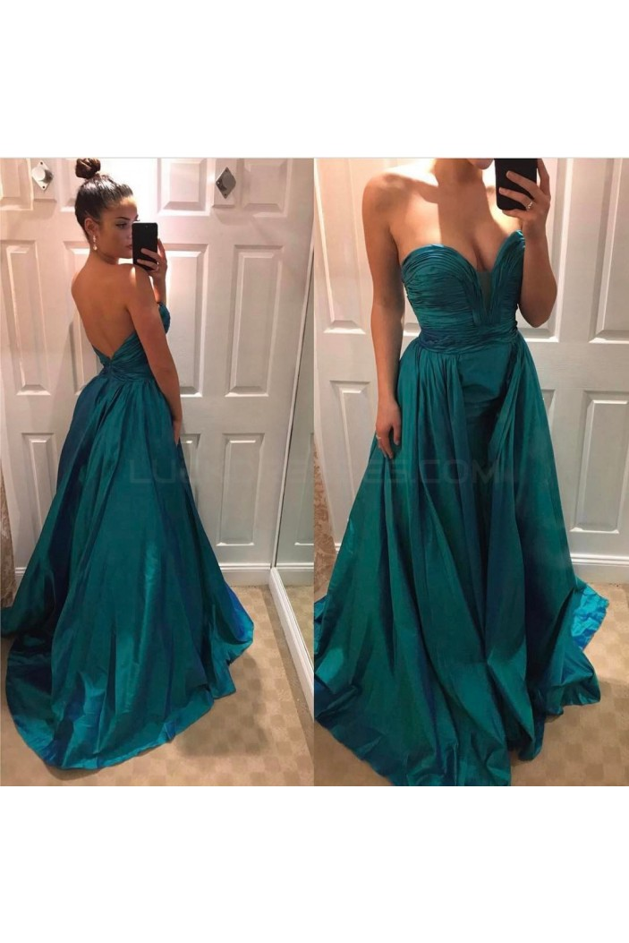 Long Sweetheart Prom Formal Evening Party Dresses 3021241