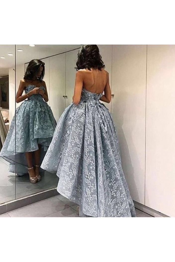 High Low Lace Prom Homecoming Cocktail Graduation Dresses 3021301