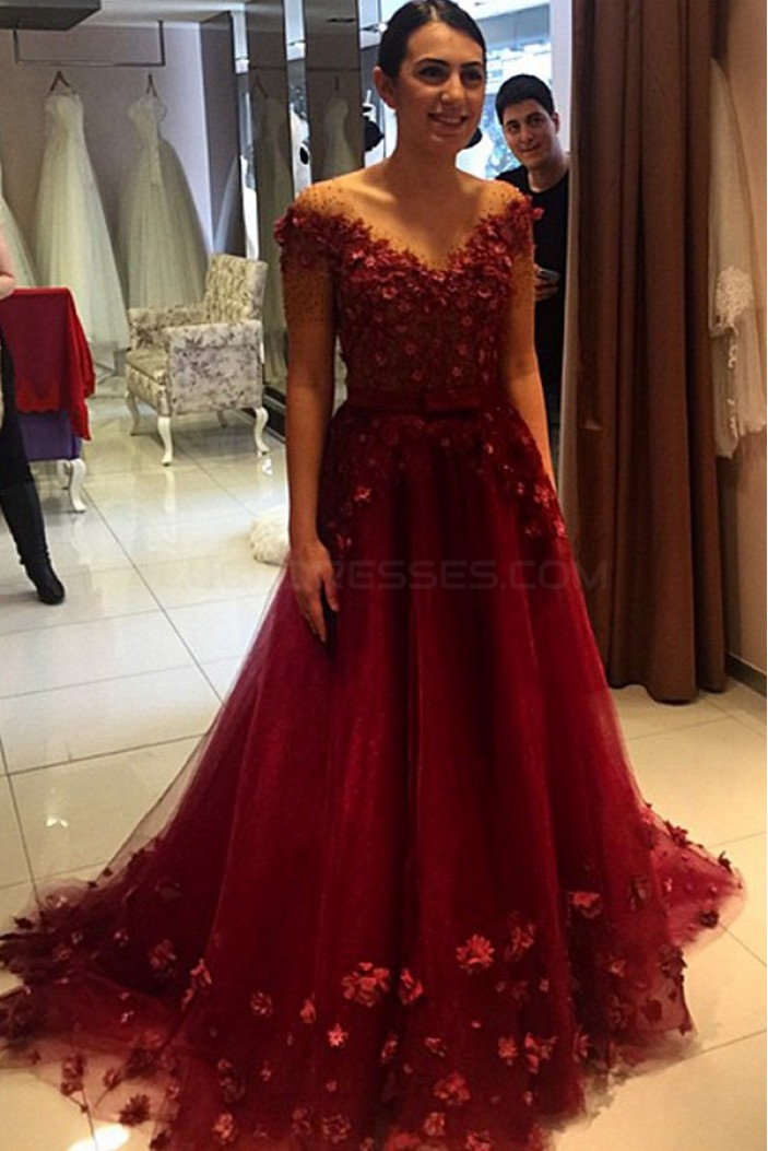 Long Prom Formal Evening Party Dresses 3021463