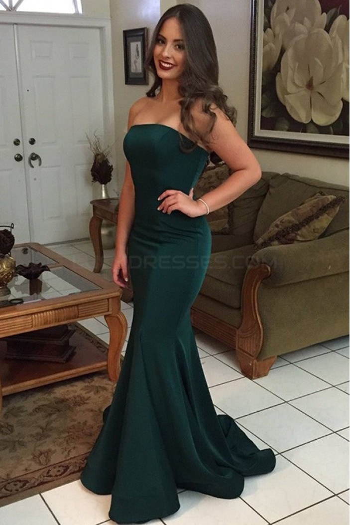 Mermaid Long Prom Formal Evening Party Dresses 3021515