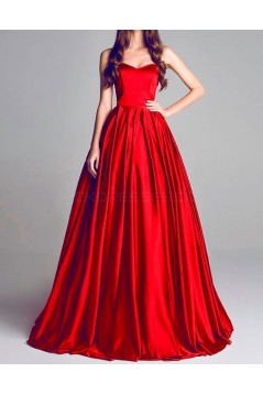 Long Red Prom Formal Evening Party Dresses 3021518
