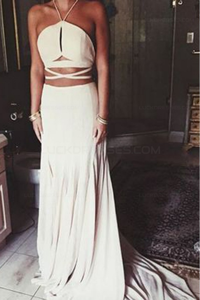 Long Chiffon Prom Dresses Party Evening Gowns 3020546