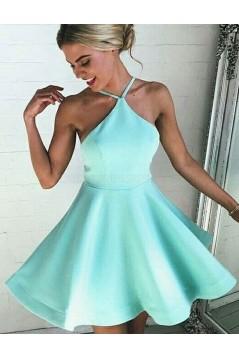 A-Line Short Prom Homecoming Graduation Dresses 3020704