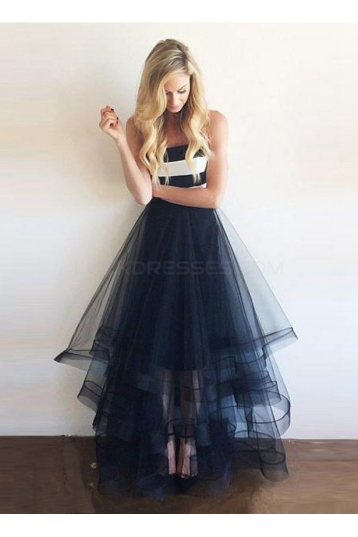 Long Strapless Prom Formal Evening Party Dresses 3020891