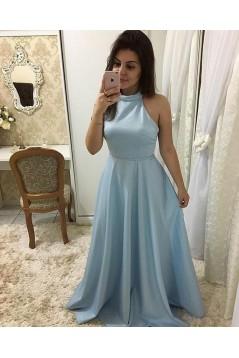 A-Line Long Prom Dresses Formal Evening Dresses 601323