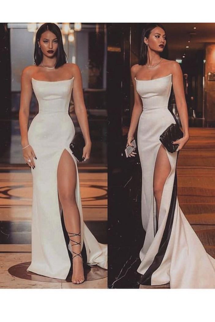 Elegant Mermaid Long Prom Dress Formal Evening Dresses 601424