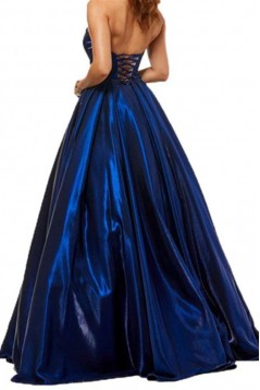 Ball Gown Sweetheart Long Prom Dress Formal Evening Dresses 601502