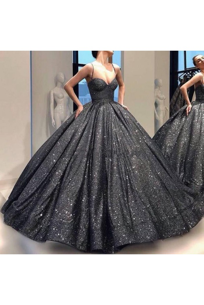 Ball Gown Long Prom Dress Formal Evening Dresses 601587