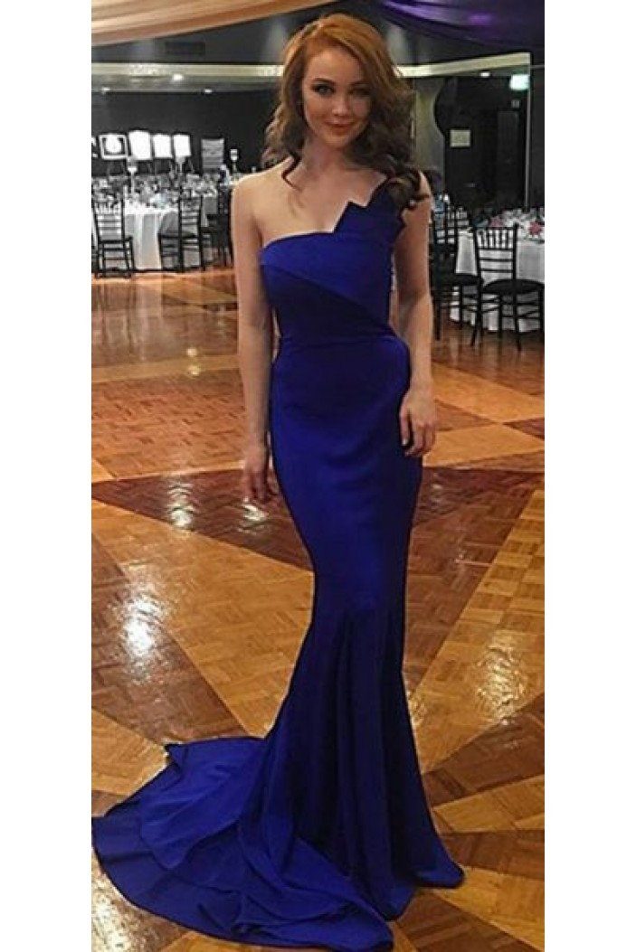 Mermaid Long Prom Dress Formal Evening Dresses 601804